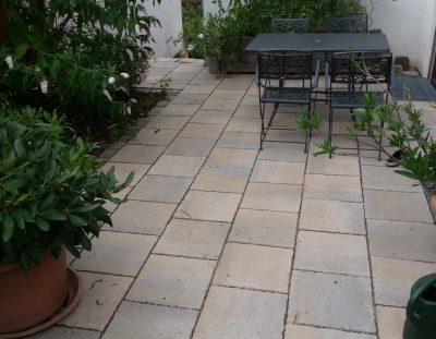 Terrasenplatten Beton