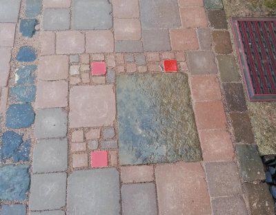 Weg Beton Mosaik 2